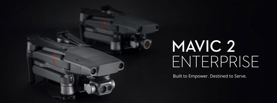 Mavic 2 Enterprise Dual with Enterprise Shield Basic 11