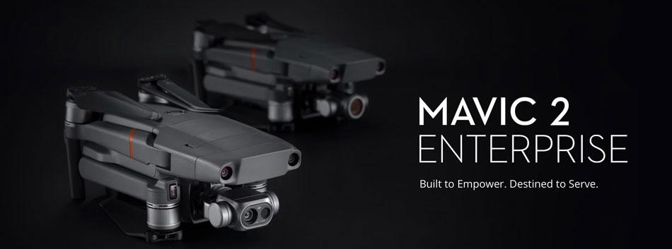 Mavic 2 Enterprise Dual with Enterprise Shield Basic 11