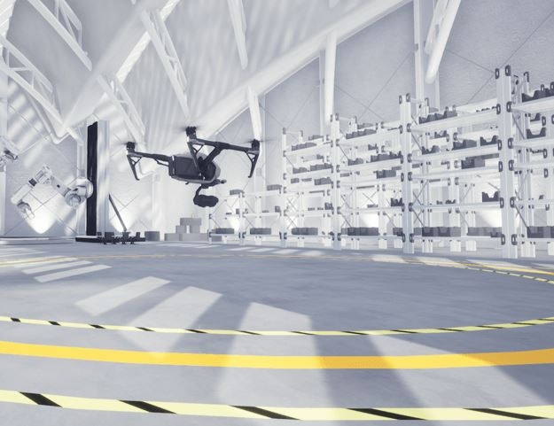 DJI Flight Simulator Enterprise Version 1