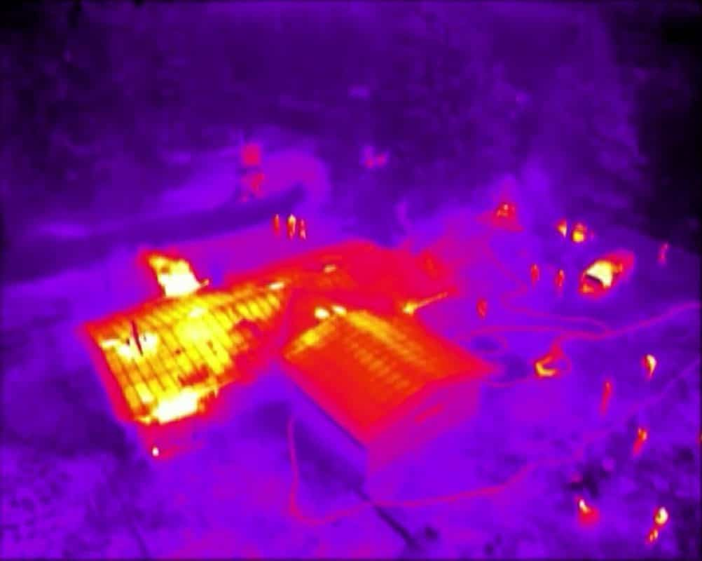 Thermal Image Structure