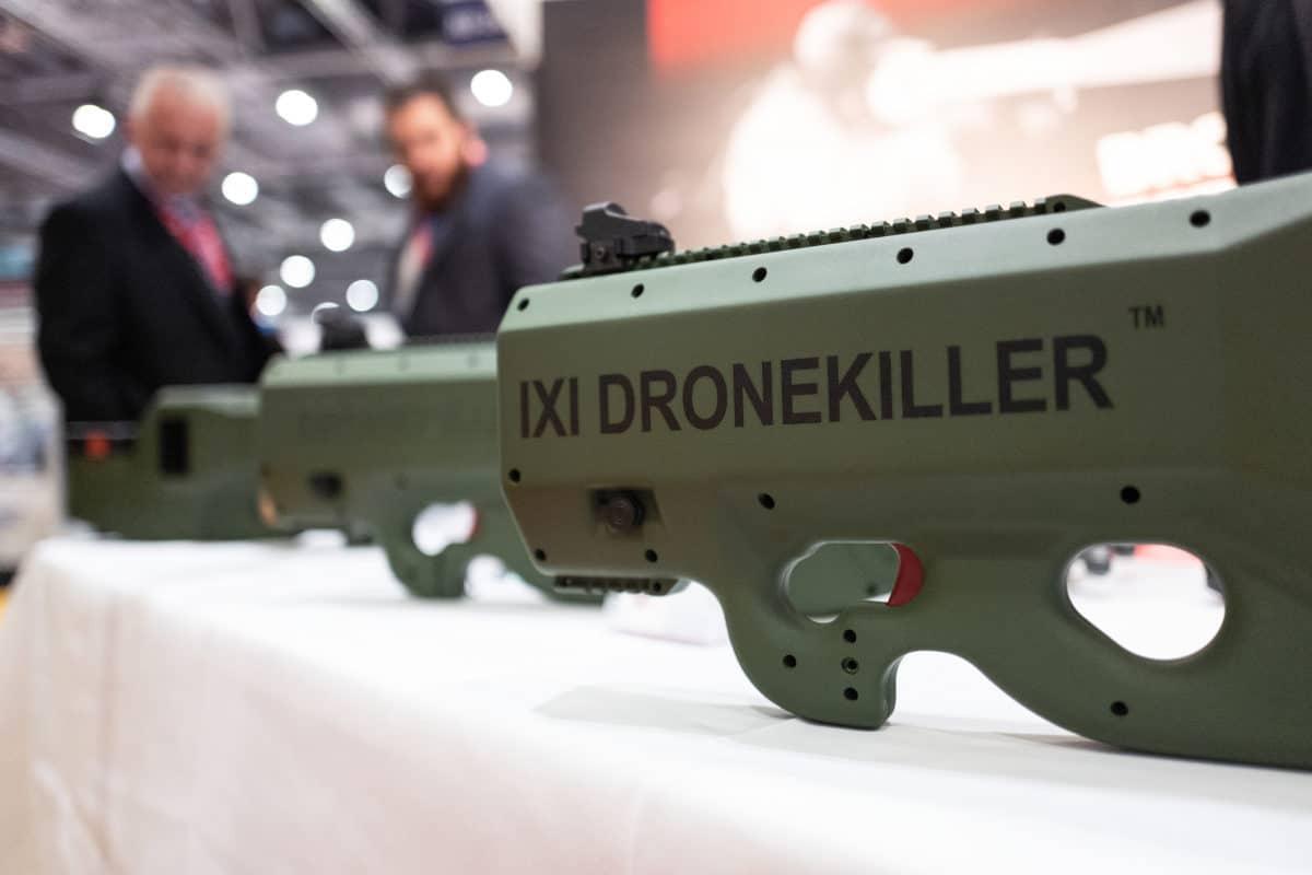 IXI Dronekiller