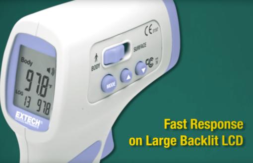 extech ir fast response