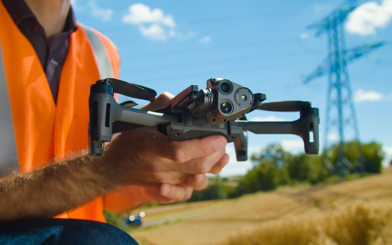 Parrot ANAFI USA - Thermal Drone 19