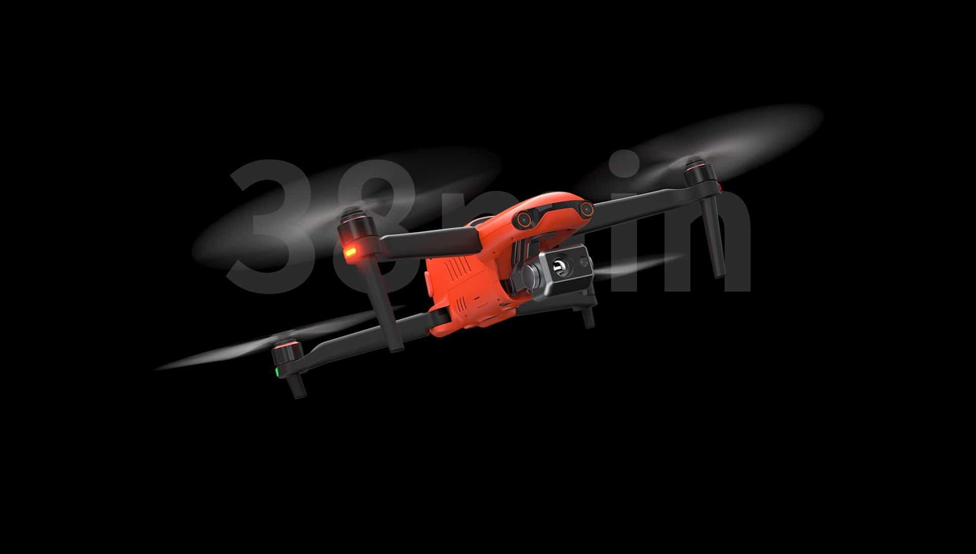 Autel Robotics EVO II DUAL 640 Rugged Bundle 9
