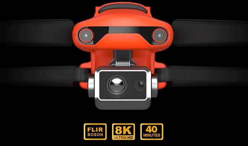 Autel Robotics EVO II DUAL 640 Rugged Bundle 1