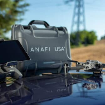 parrot anafi usa thermal drone pf parrot aa