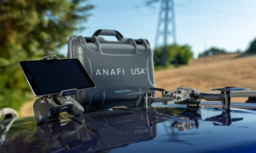 Parrot ANAFI USA - Thermal Drone 1