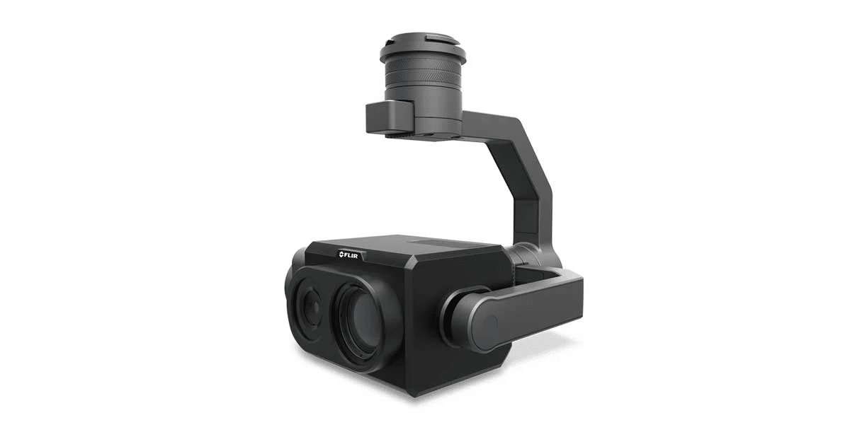 FLIR Systems Introduces Vue TZ20 Dual Thermal Camera Drone Payload 1