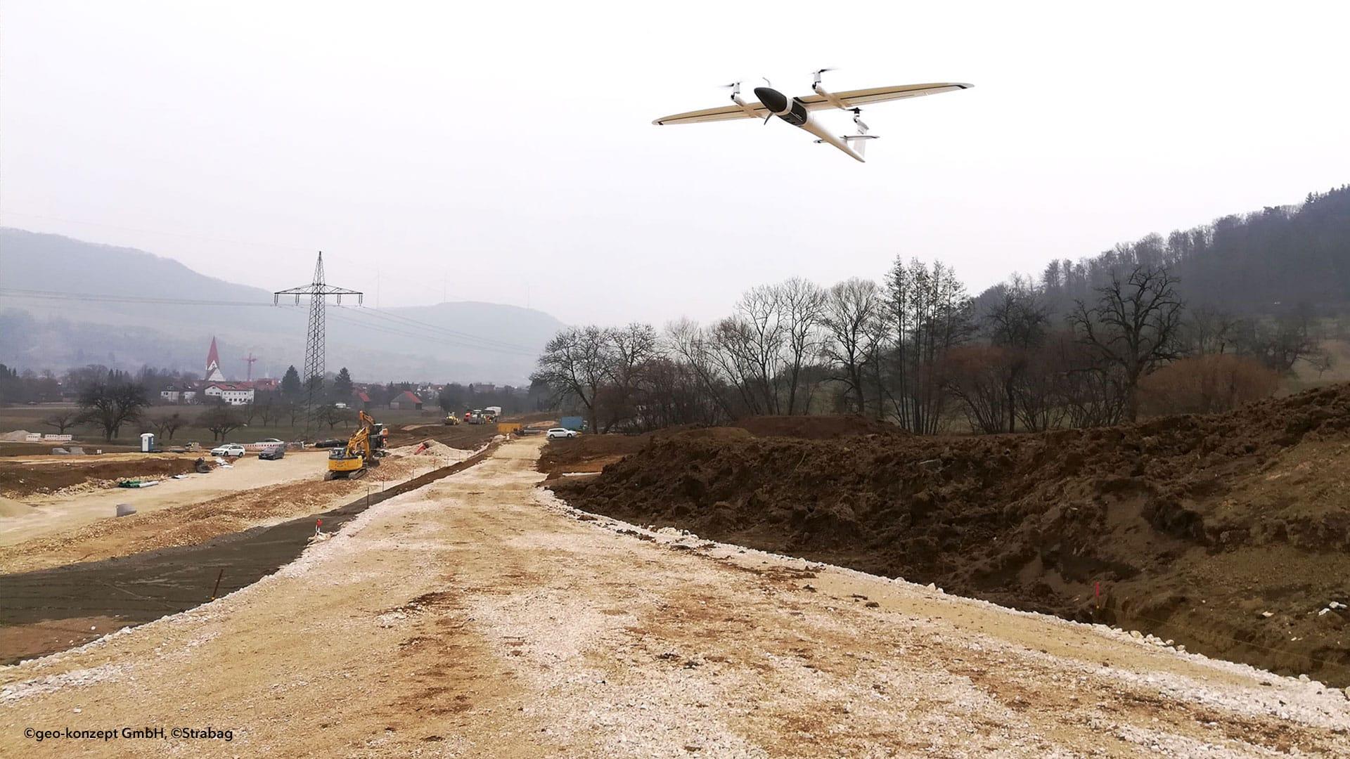 Road construction inspection – Strabag – Germany